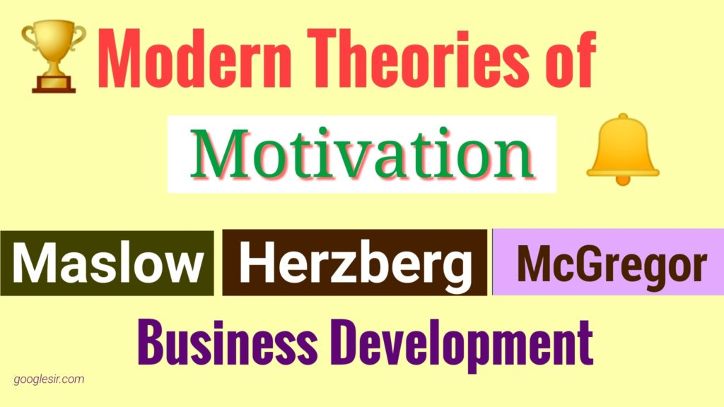 Modern Theories of Employee Motivation (Updated for 2019)
