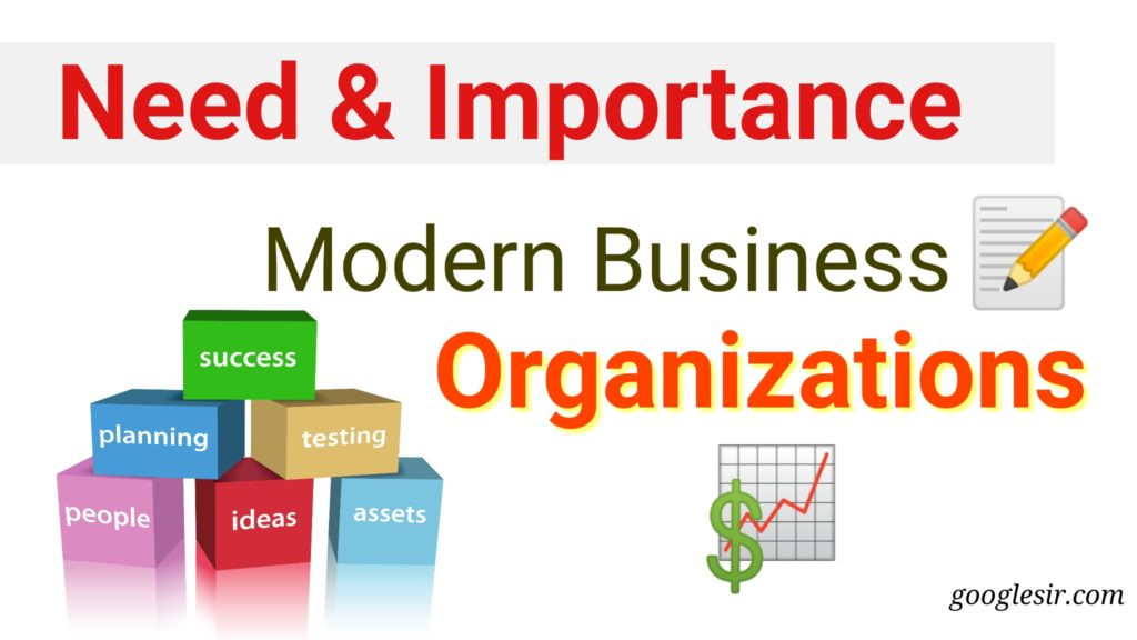 Importance of management in modern business