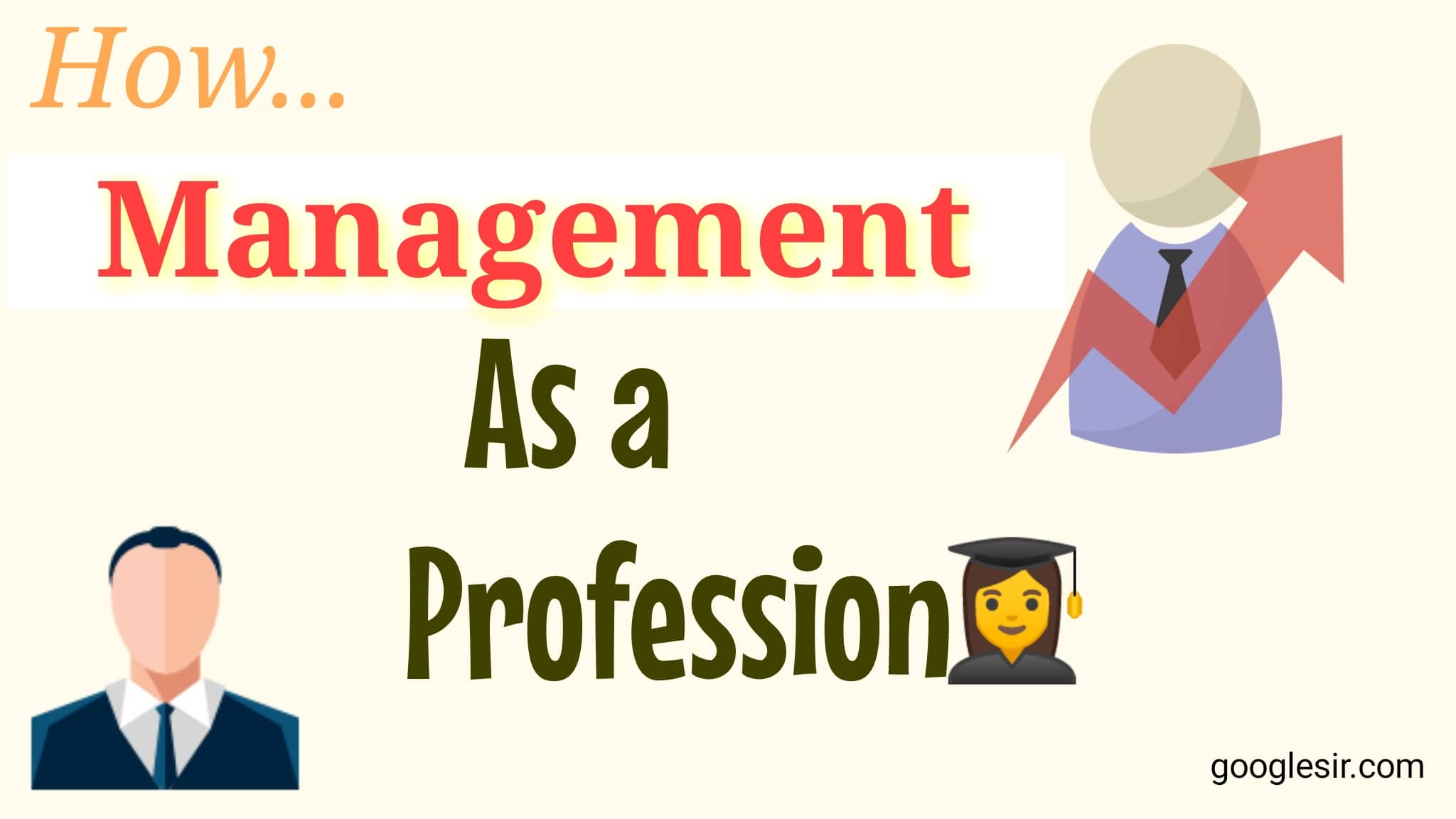 Why is Management a Profession?