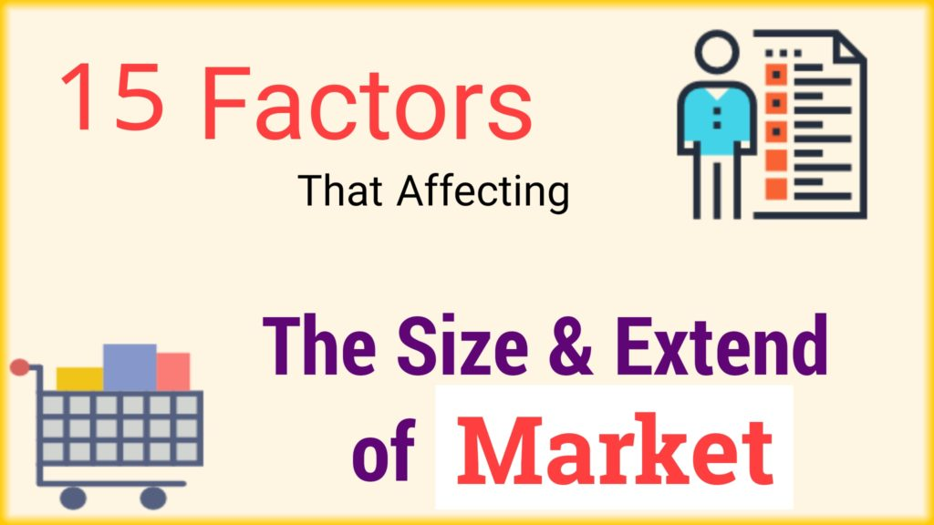 factors affecting market segmentation