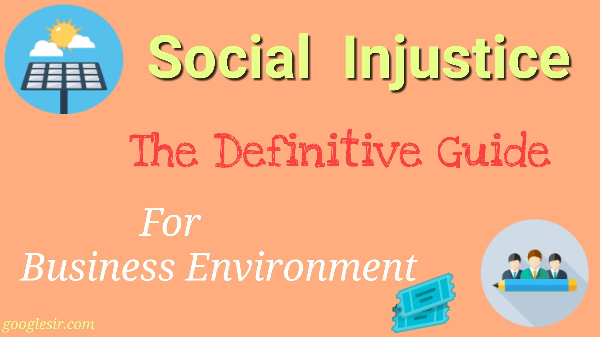 social injustice in business environment (9 indicators) - googlesir