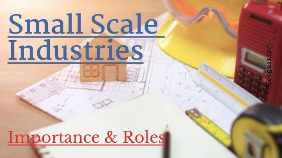 Hasil gambar untuk Understanding Small Scale Industries: The Backbone Of Indian Economy