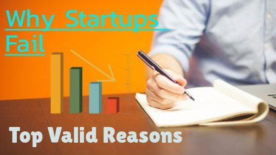reasons why startups fail