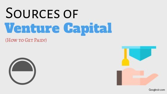 sources of venture capital in India