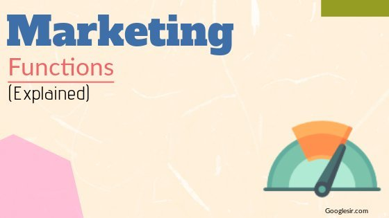 What is the primary function of marketing?