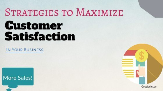 how to achieve high customer satisfaction