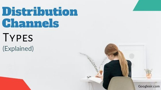 types of distribution channels in marketing