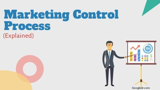 process of marketing control