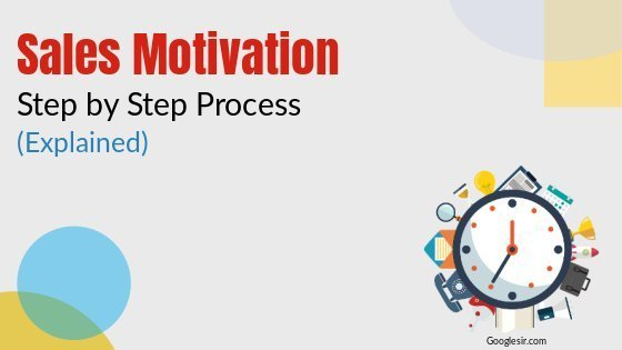 process of sales motivation