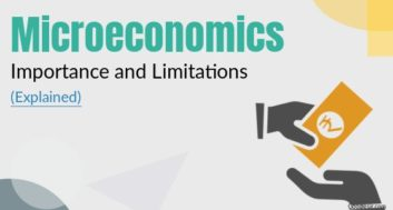 importance and limitations of microeconomics