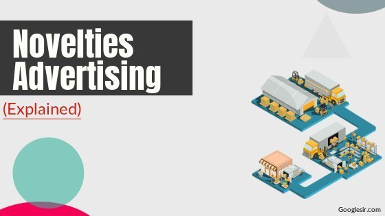 benefits and limitations of novelties advertising