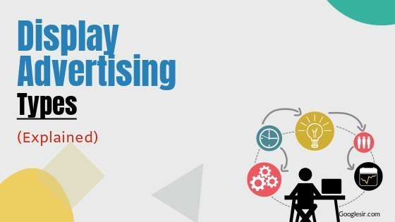 types of display advertising