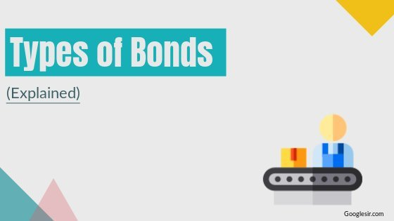 different types of bonds