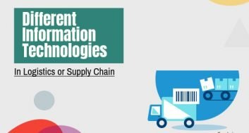 types of information technologies in supply chain management