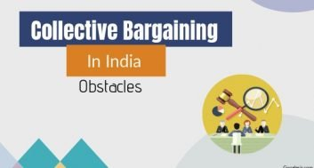 challenges of collective bargaining in India